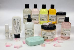 relax with products from your bath boutique