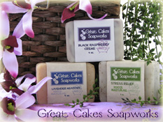 Great Cakes Soap