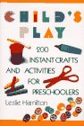 play dough and crafts for kids
