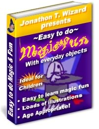 magic tricks for children