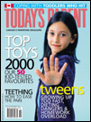 Today's Parent Magazine - Toy issue